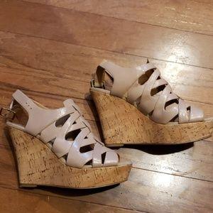 Nine west josette sandals size 7.5
